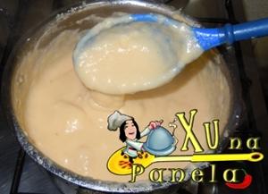 fundue de queijo cremoso