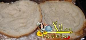 formar pratos com o pães