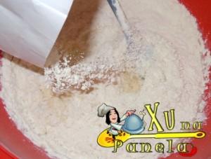 farinha e fermento