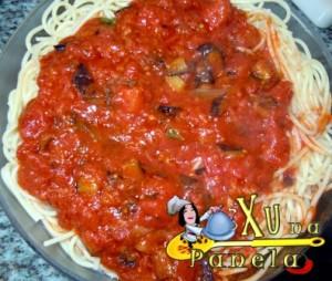 spaghetti alla norma 06