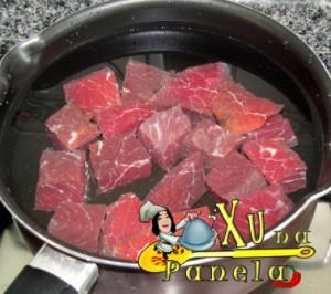 dessalgar a carne seca