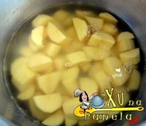 cozinhar a mandioquinha batata baroa