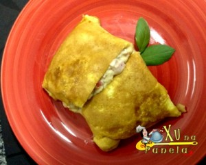omelete recheada 11