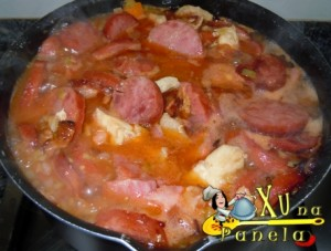carnes do cassoulet