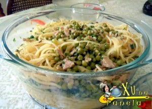 Spaghetti com Atum 05